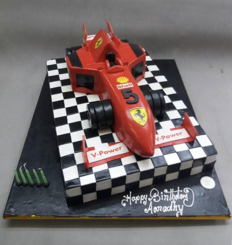 3D Inspired Birthday Cakes Ideas For Kids