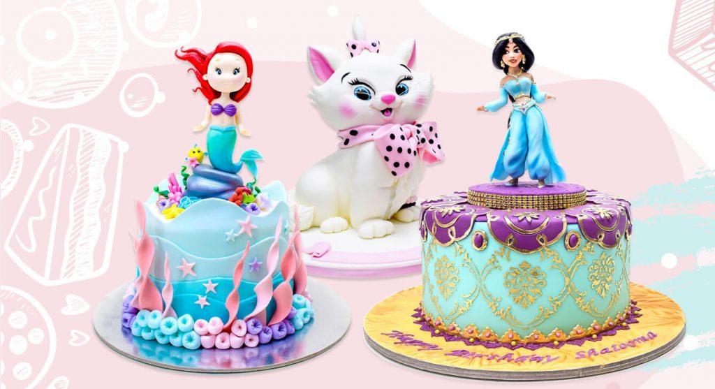 Birthday Cake Design For Girls