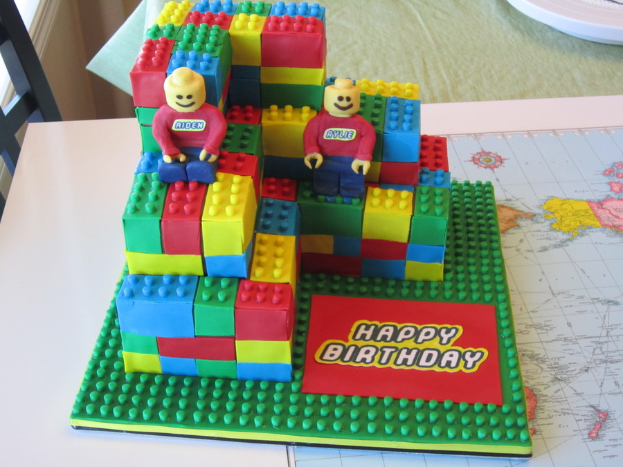 Birthday Cakes Designs For Kids