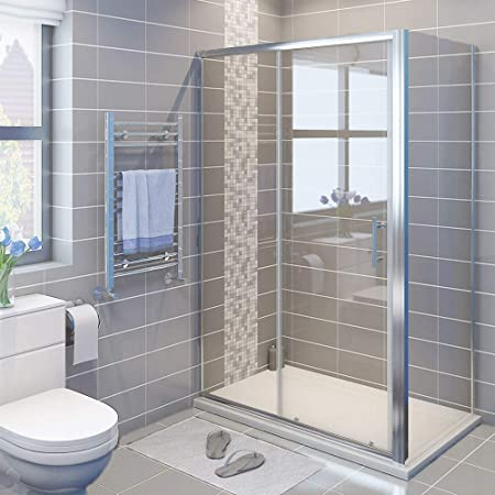 shower enclosure and trays