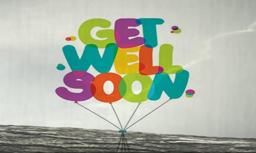 Get Well Soon SMS Messages