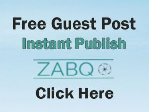 Free Instant Publish Guest Post