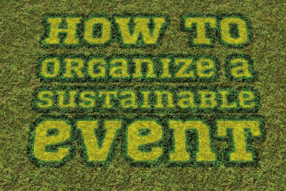 Sustainable Green Event Management