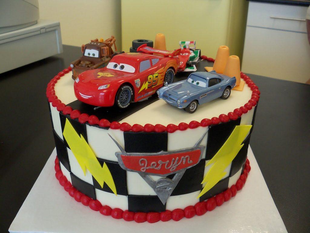Birthday Cake Design For Boys