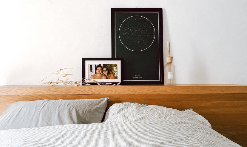 3 IDEAS FOR A PERSONALIZED WALL DECORATION