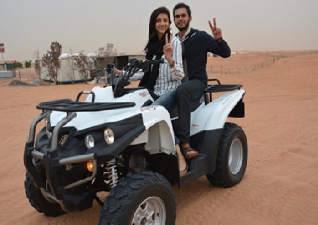 Quad bike rental in Dubai | Quad bike - Motorcycle Dubai