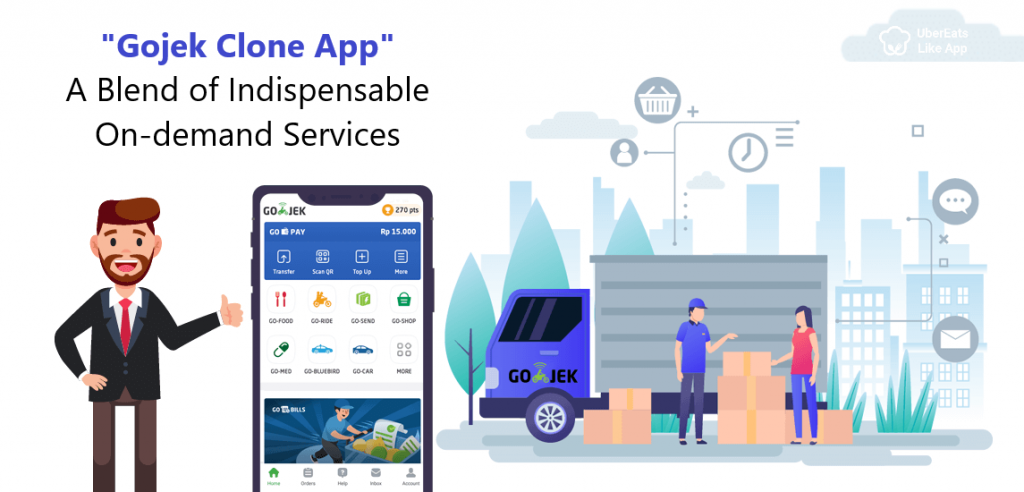 Build-a-Gojek-clone-app