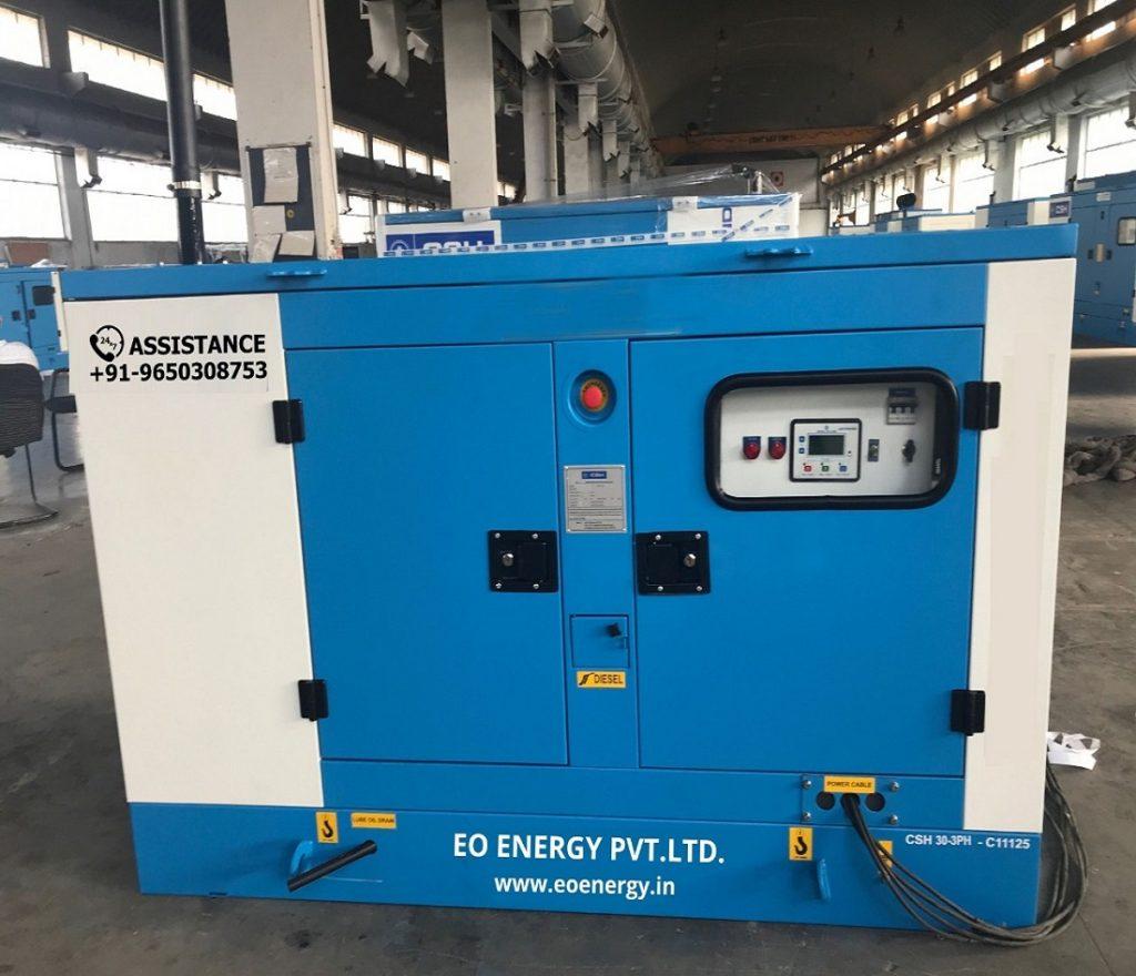 180 kVA Diesel Generators Features