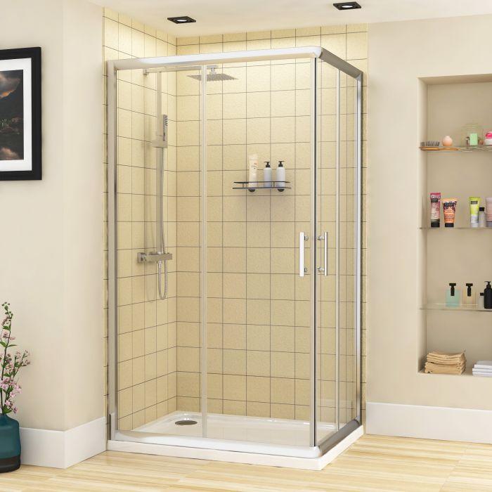 Rectangular Shower Enclosure UK
