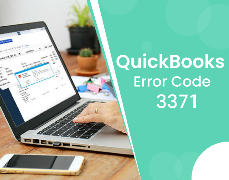 QuickBooks Error 3371