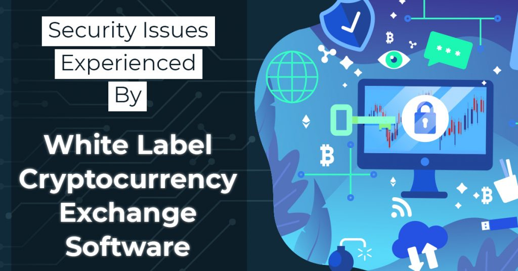 Security Issues Experienced By White Label Cryptocurrency Exchange Software