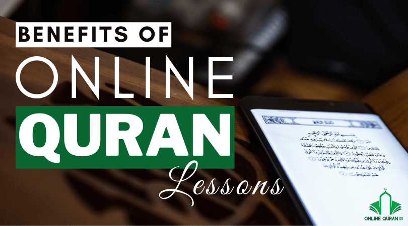 Advantages of online Quran learning