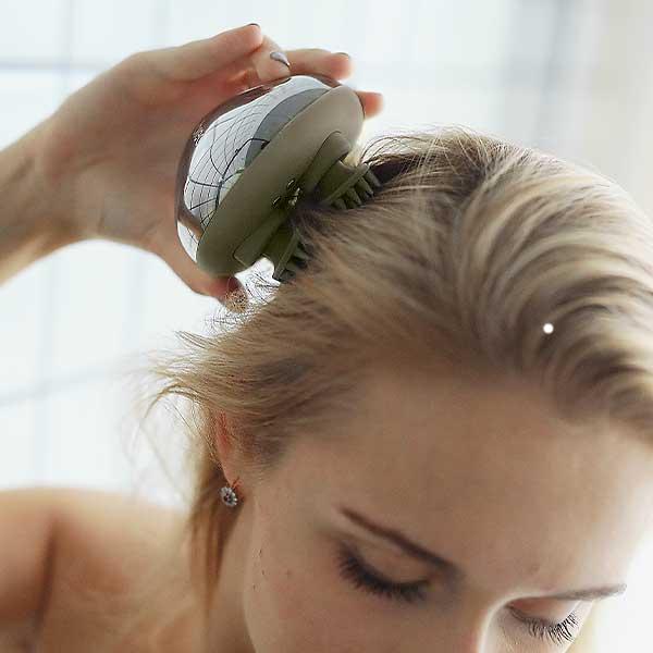 scalp mini massager