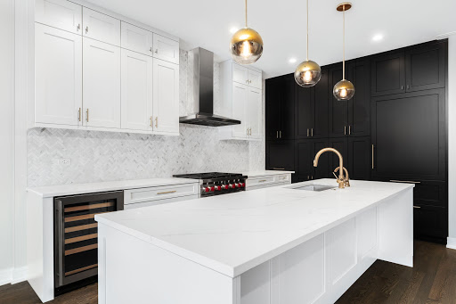 5 White Kitchen Cabinets Design Ideas That Are Popular Today