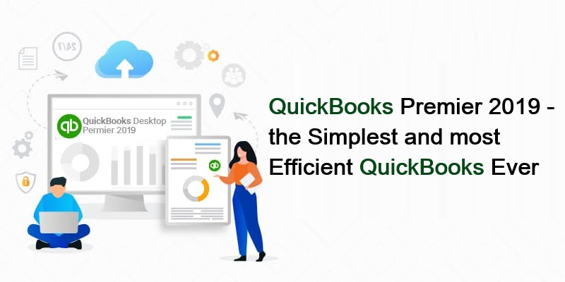 QuickBooks Desktop Premier 2019 Windows