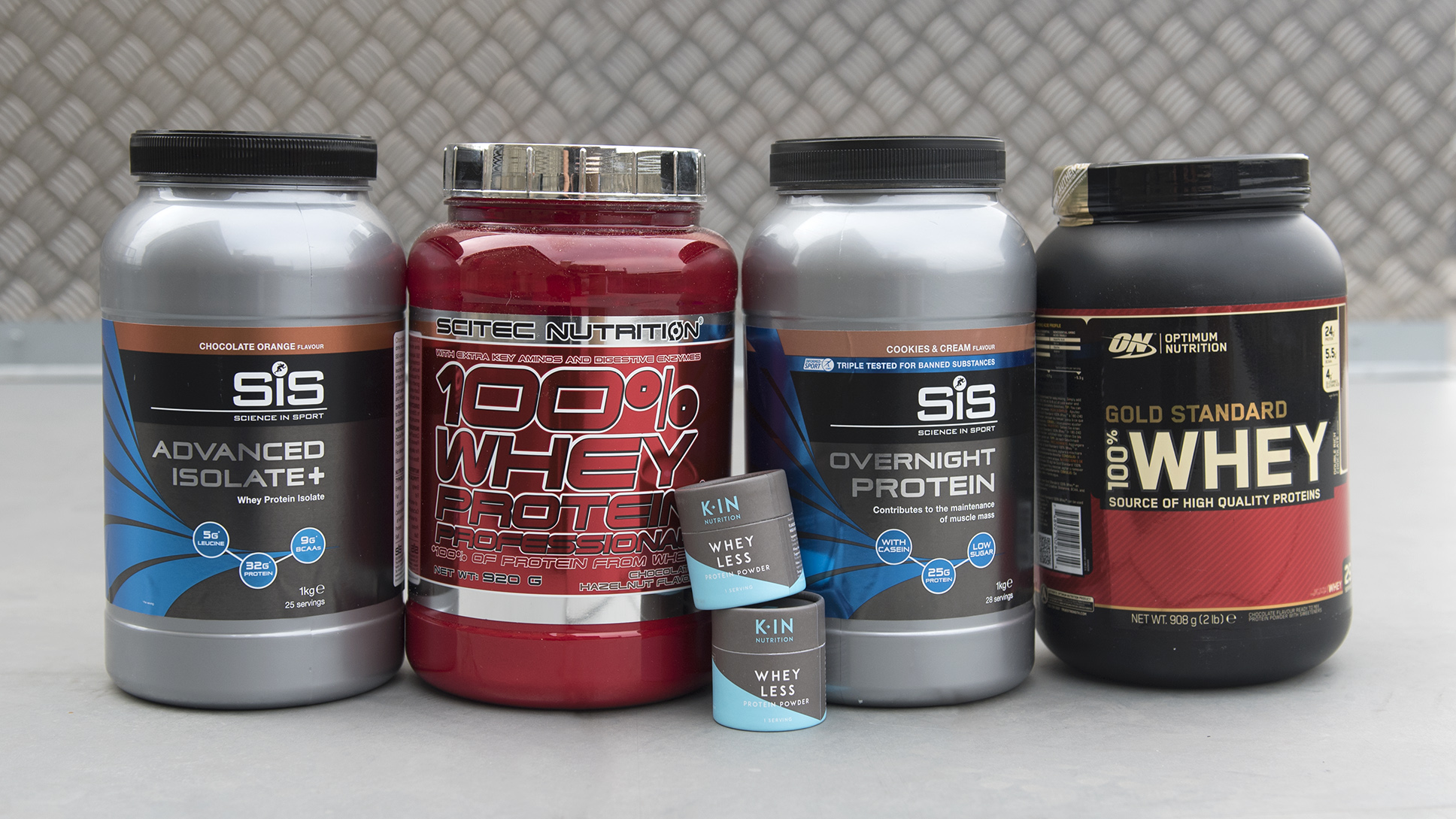 The 6 Best Muscle Building Supplements
