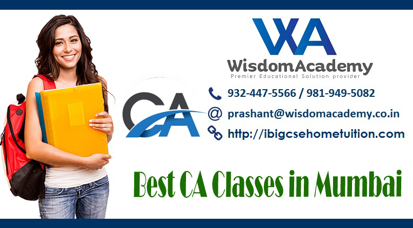 How to choose the Best CA Classes in Mumbai?