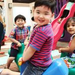 Holistic curriculum & its benefits for preschoolers in Singapore