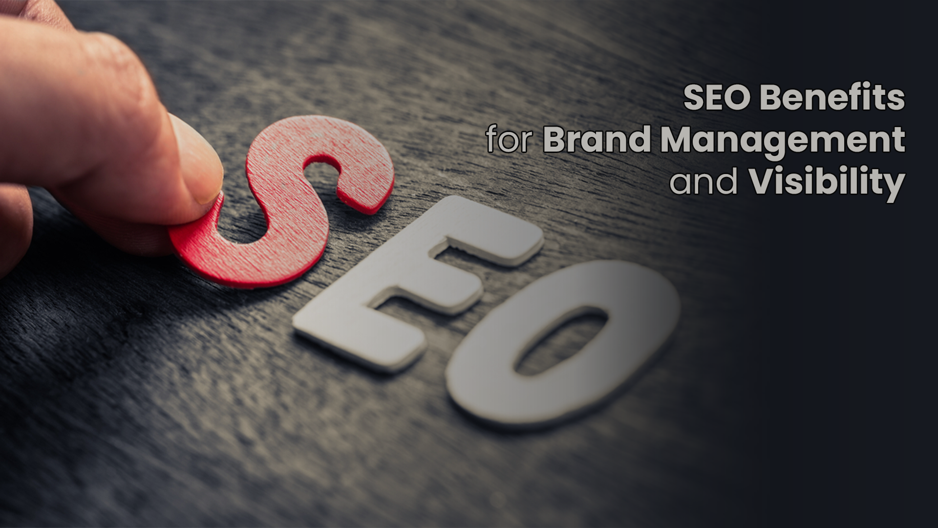 SEO Benefits for Brand Management and Visibility