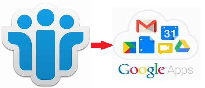Lotus Notes to Google Apps