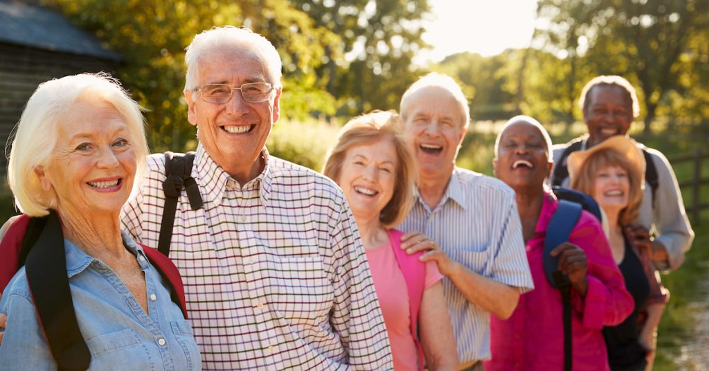 Make Friends Later In Life