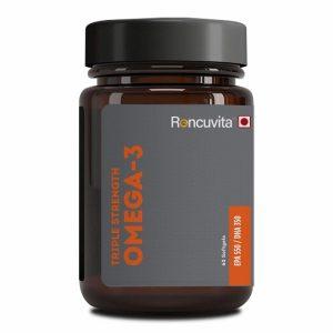 Roncuvita Omega-3 Fish Oil Triple Strength