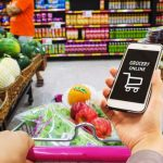 Online Grocery Market Size to Expand at a CAGR of 25% during 2021-2026