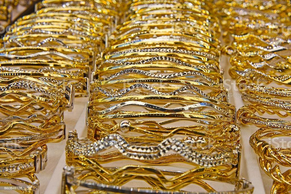 Turkish metal jewellery