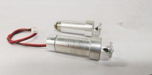 Line laser diode